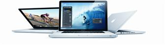 Apple new Sandy Bridge-based MacBook Pro notebooks