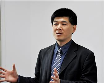 Vincent Liu, associate VP of sales and marketing