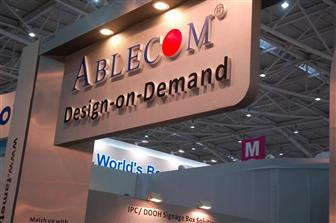 ABLECOM��s DOD (Design-on-Demand) strategy also offers a number of supply chain vendors for customers to choose from,
