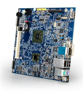 VIA VB8004 Mini-ITX motherboard