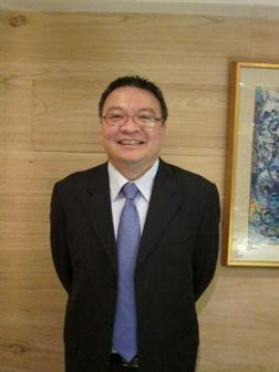 Erix Yu of Applied Materials
