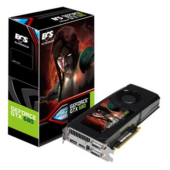 ECS GeForce GTX 680