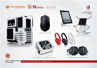 Thermaltake Group's four brands