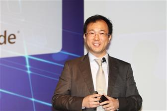 Intel APAC, managing director of advanced technical sales and service, Ken Lau