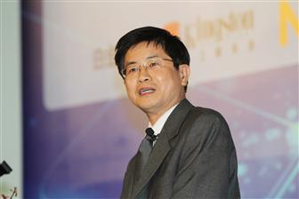 AU Optronics (AUO) vice president & mobile product career group general manager, Wu Dagang