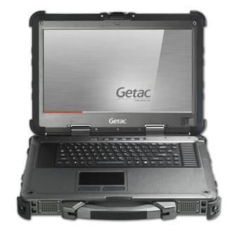 Getac X500 mobile workstation allows disaster relief activities to become more mobile