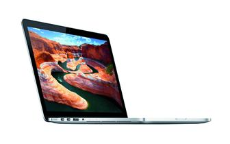 Apple Retina Display-featured 13-inch MacBook Pro notebook