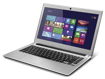 Acer Aspire V5 touch notebook
