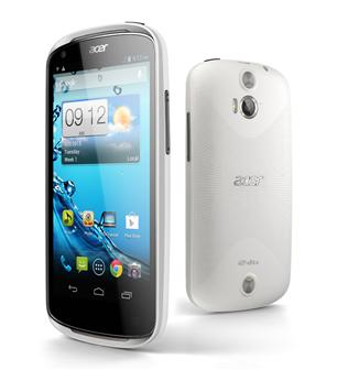 MWC 2013: Acer to present new smartphone lineup
