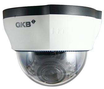GKB 1317 700TVL Sparkle IR Dome camera