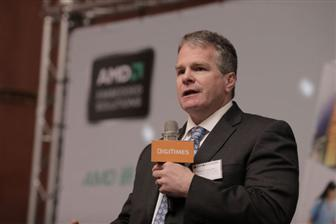 Kevin Tanguay, Senior Manager of AMD Embedded Solutions, Digital Gaming