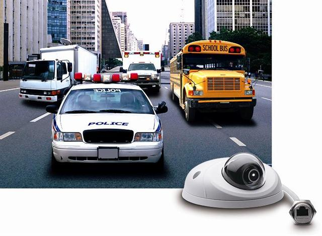 Vehicle surveillance can improve passenger safety, increase driver's awareness and prevent theft when used in public transit.