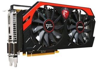 GTX 770 GAMING, optimizing the cooling performance