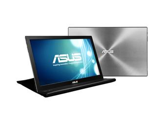 Asus MB168 Series portable USB-powered monitor