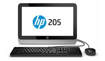 HP ProOne 205 AiO all-in-one PC