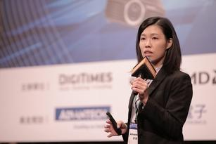 Sandy Chen, Senior Manager of Advantech