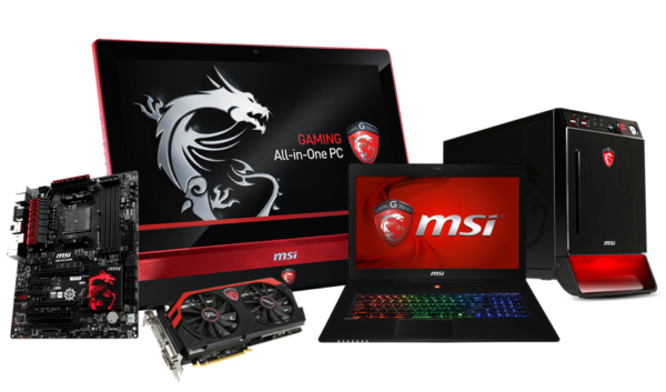 MSI introduces all new gaming products at CeBIT 2014