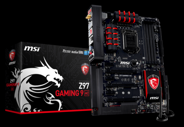 MSI Z97 GAMING motherboard