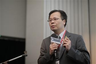 Su Ching-Wei, Chief of Information Management Office, New Taipei City Police Department (NTPD)
