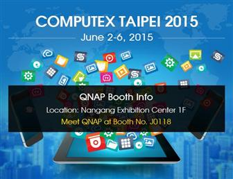 QNAP also cooperated with Seagate Technology to showcase joint solutions of QNAP NAS with a wide range of HDDs