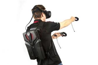 MSI's VR One backpack PC