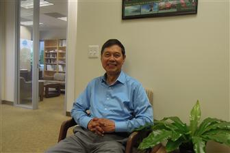 Dr. Chester Wang, Acorn Campus co-founder and co-chairman of SVT Angels