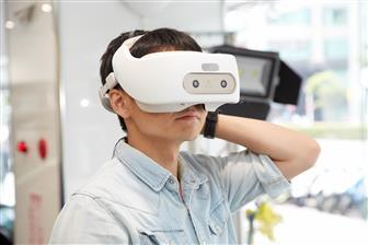 HTC to sell Vive Focus in Taiwan Photo: Michael Lee, Digitimes, October 2018