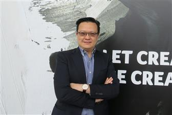 Acer president of Pan Asia Pacific Andrew Hou