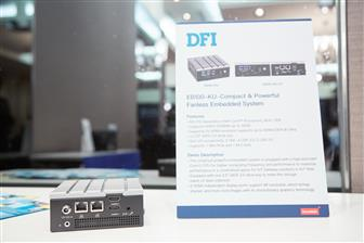 DFI eyes the potential of AIoT and 5G