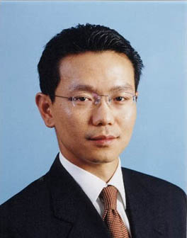 Ricky Chung, marketing director for EMC Computer Systems in Hong Kong and Taiwan.