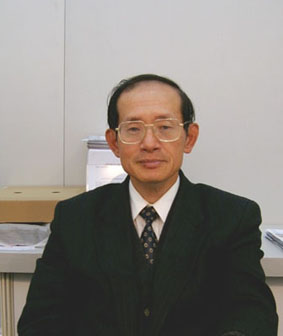 WS Lin, president of Tatung