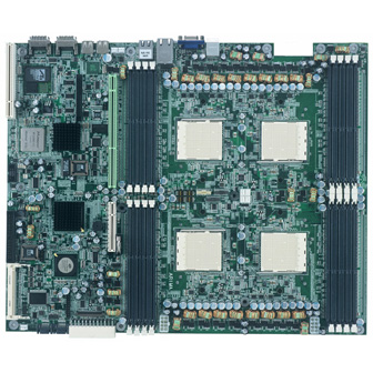 Arima SW500 4-way Opteron motherboard