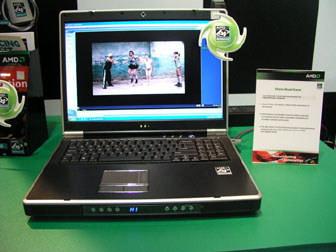 Acer Aspire 5021 features AMD's Turion 64 mobile technology.