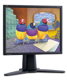 ViewSonic cut the price on its 21.3-inch LCD monitor (VP211b/s) to NT$39,900 (US$1,272), a NT$9,100 (US$290) reduction