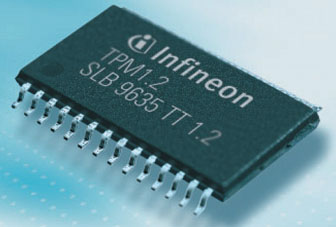 Infineon introduces 'Trusted Platform Module' as a safer platform subsystem