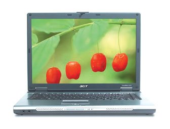 Acer rolls out price-friendly 'TravelMate 2403' at Taipei Game Show 2005