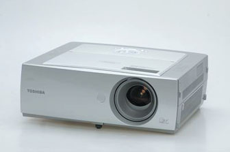Toshiba debuts DLP projector with high luminance at Taiwan