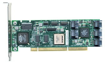 AMCC introduces new RAID controller card