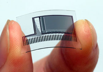 Epson Develops the World's First Flexible TFT SRAM