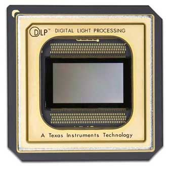 TI introduced 1,080p DLP chip