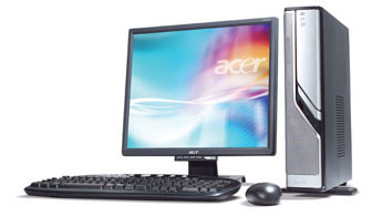 Acer desktop PC based on Windows XP MCE OS to hit market in end November