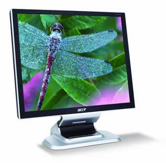 Acer 5-Series LCD monitors win 2006 iF Design awards