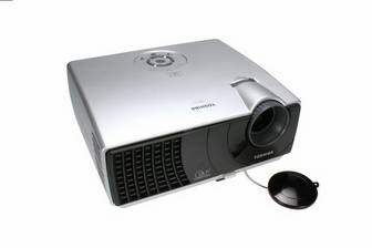Toshiba launches new DLP projector