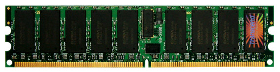 Transcend introduces 2GB DDR2-533 DIMM
