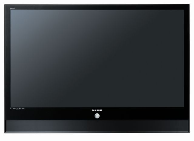 TI and Samsung partner to introduce 1080p DLP RPTVs that utilize an LED light engine at CES 2006