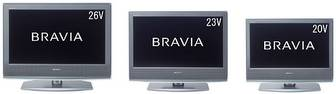 Sony adds new LCD TVs to Bravia lineup