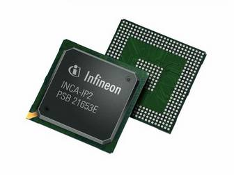 Infineon introduces new VoIP processor