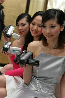 Taiwan market: Sony launches latest Handycams