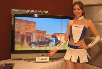 Taiwan market: Samsung introdues new 42-inch PDP TVs