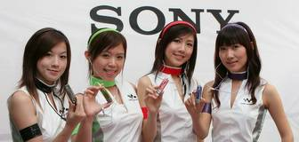 Sony introduces additional flash-based Walkman MP3 players in Taiwan